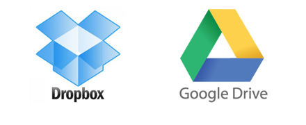 dropbox googledrive log